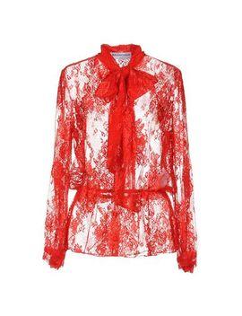 Balenciaga Δαντελωτά πουκάμισα και μπλούζες   Πουκαμισα by Balenciaga
