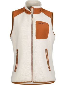 Marmot Women's Wiley Fleece Vest by Marmot