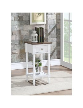 Three Posts Axtell End Table With Storage  & Reviews by Three Posts