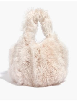 Owen Barry™ Shearling Bag by Madewell