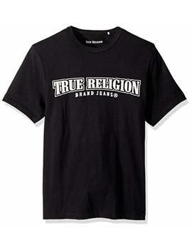 True Religion Men's Arch Logo Tee by True Religion
