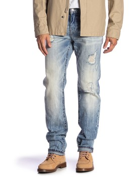 Slim No Flap Jeans by True Religion