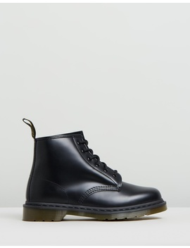 101 Smooth 6 Eye Boots   Women's by Dr Martens
