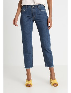Wrath Mid Rise Clean Cut Hem   Jeans Slim Fit by Missguided