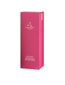 Renew Rose Body Cream by Aromatherapy Associates
