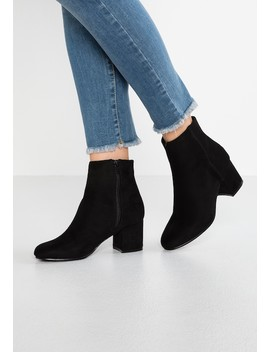 Onlbimba Heeled Tube Bootie   Støvletter by Only Shoes