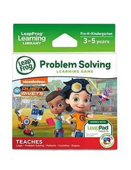 Leap Frog Leap Pad Cartridge   Rusty Rivets by Leap Frog