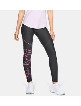 Ua Vanish Poised Graphic Women's Studio Leggings by Under Armour