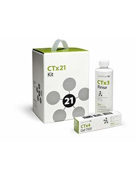 Cari Free C Tx21 3 Month Kit, (Over $95 Value!) Dentist Recommended, Anti Cavity (Mint) By Cari Free by Cari Free