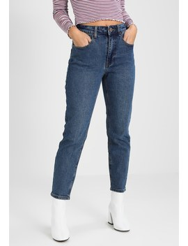 Chill Mom Ankle Grazer    Jeans Relaxed Fit by Lost Ink Petite