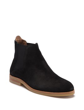 Tonti Suede Chelsea Boot by Hudson London