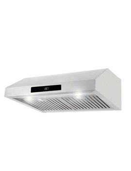 "Cosmo 30"" Cosmo 760 Cfm Convertible Under Cabinet Range Hood & Reviews by Cosmo"