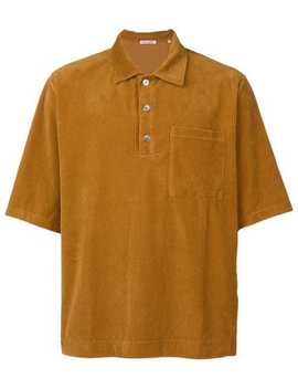 Weites Cord Poloshirt by Our Legacy