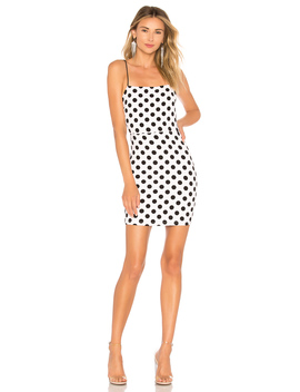 Willa Polka Dot Dress by About Us