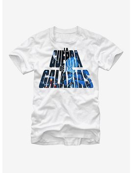 Star Wars Las Galaxias T Shirt by Hot Topic
