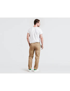 502 Regular Taper Fit Sta Prest® Stretch Chinos by Levi's