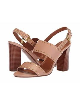 Rylie Heel Sandal by Coach