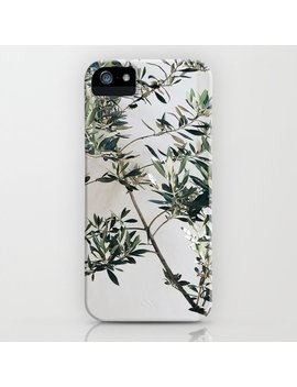 Olive Branch I Phone Case by