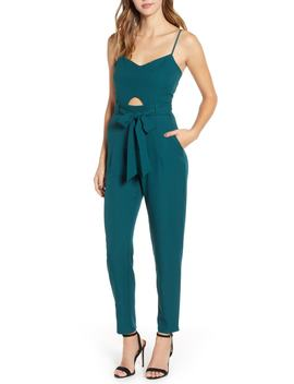 Keyhole Jumpsuit by Leith
