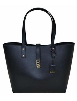 Michael Kors Karson Large Carryall Leather Tote Bag by Michael Kors