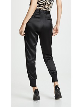 Rib Side Panel Sweatpants by 3.1 Phillip Lim