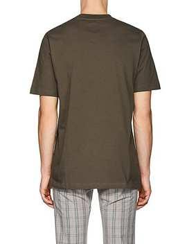 """""""Lumières"""" Print Cotton T Shirt by Oamc"""