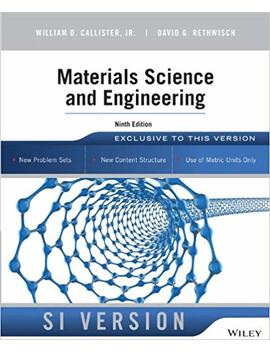 Materials Science And Engineering by Amazon