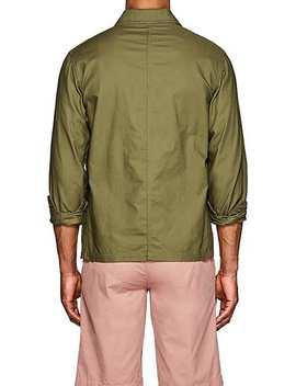 Allan Cotton Shirt Jacket by Glanshirt