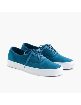 Vans® Soft Suede Authentic by Vans
