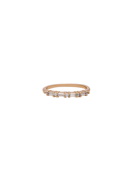 Multi Gem Stacking Ring by Elizabeth Stone