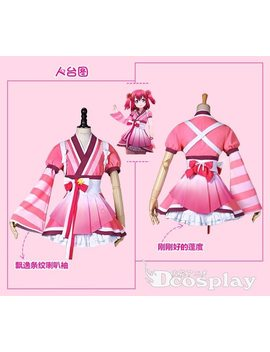 2018 New Love Live! Sunshine!! Aqours Mijuku Dreamer Ed All Members Kimono Uniforms Cosplay Costume Suit For Halloween by Ainiel