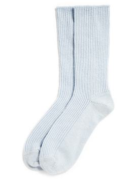 Cashmere Bed Socks by The White Company