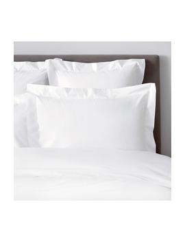 Luxury Savoy 200 Thread Count Sham by The White Company