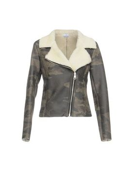 Berna Biker Jacket   Coats & Jackets by Berna