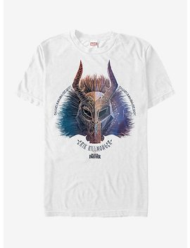 Marvel Black Panther 2018 Erik Killmonger T Shirt by Hot Topic