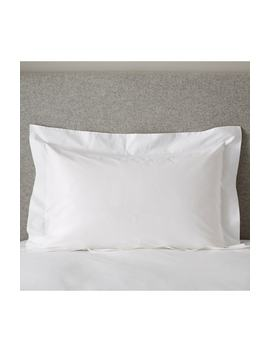 200 Thread Count Egyptian Cotton Oxford Set Of 2 Shams by The White Company