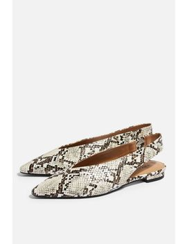 Abella Slingback Shoes by Topshop