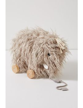 Wooden Neo Mammoth by Anthropologie