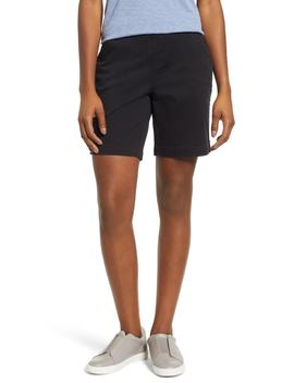 Gracie Stretch Cotton Shorts by Jag Jeans