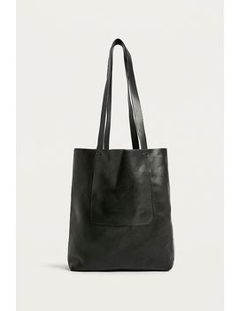 Uo Leather Tote Bag by Urban Outfitters Shoppen