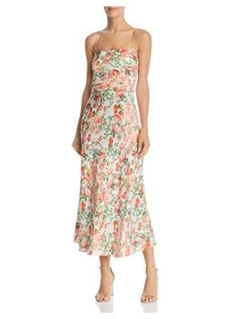 Camellia Delights Midi Dress by Bec & Bridge