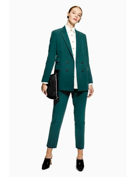 Petite Unlined Trousers by Topshop