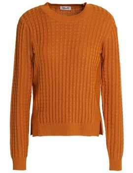 Carew Cable Knit Sweater by Baum Und Pferdgarten