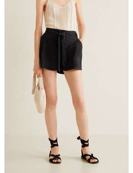Soft Shorts by Mango