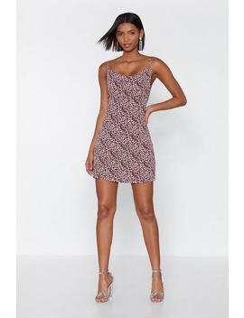 Play Cat Leopard Print Dress by Nasty Gal