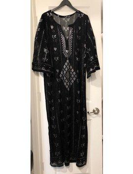 Black Assuit Dress by Etsy