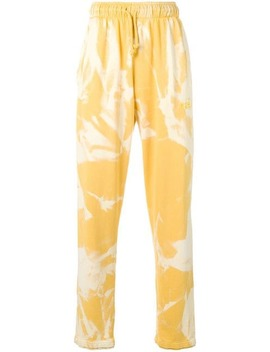 Tie Dye Print Trousers by 424