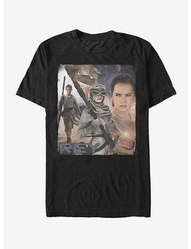 Star Wars Rey T Shirt by Hot Topic