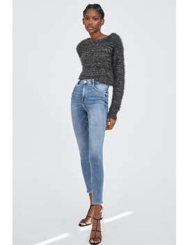 Jeans Hi  Rise Skinny Sculpt Premiiumjeans Dam Rea by Zara