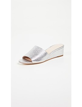 Tilly Wedge Slides by Loeffler Randall